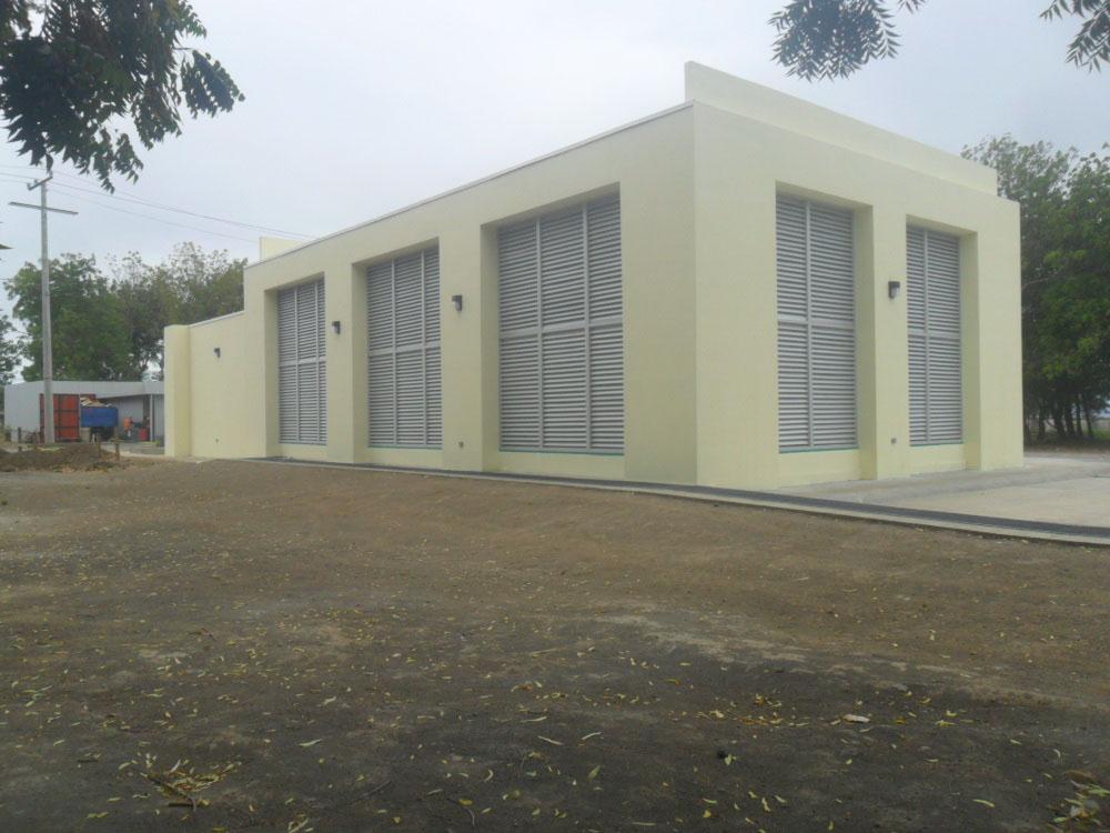 Proyecto Area de Estacion y Sub estacion de Generación Electrica emmedue panelconsa (2)