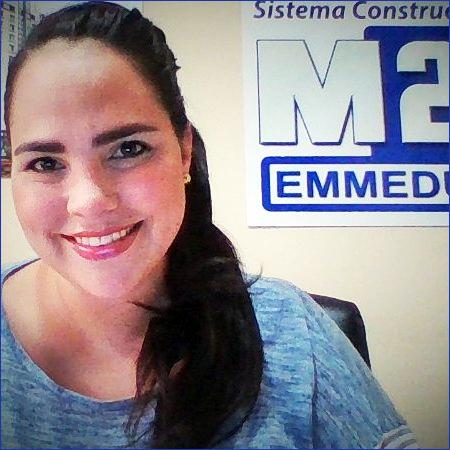 Jessika Zelaya - Gerente de comercializacion emmedue m2 nicaragua panelconsa