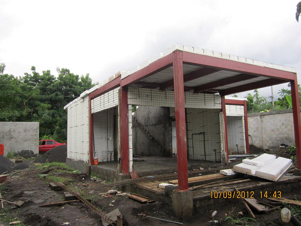 JEFFREY BROWNE vivienda privada emmedue m2 Nicaragua