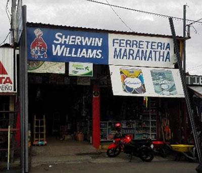 Managua Ferreteria Maranata