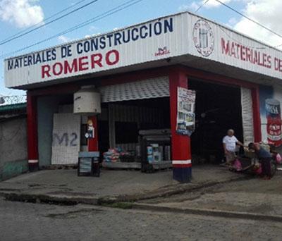 Managua Ferreteria de Construcción Romero