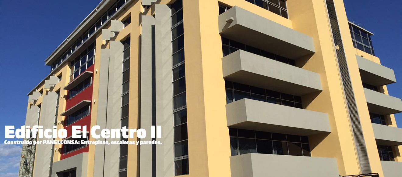 Edificio-El-Centro-II-Panelconsa Nicaragua